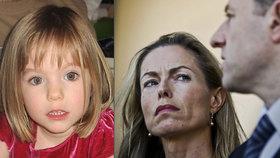 McCannovi nikdy nepřestali věřit, že svou holčičku ještě uvidí.