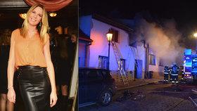 Na účtu pro rodinu Pepíčka je už 330 tisíc korun, přispěla i modelka Diana Kobzanová.