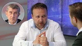 Ministr zemědělství Marian Jurečka (KDU-ČSL) zkritizoval šéfa ANO Andreje Babiše kvůli uniklé nahrávce.