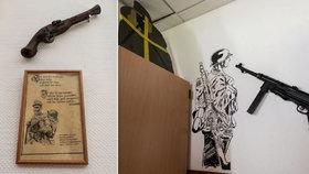 Pokračování skandálu s nacistickými symboly v německých kasárnách: Předměty se našly i v dalších základnách.
