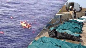 Když k nim dorazila pomoc, byla už loď potopená.