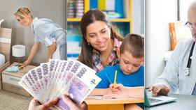Průměrná hrubá měsíční mzda v Česku v prvním čtvrtletí letošního roku meziročně vzrostla o 5,3 procenta na 27 889 korun.