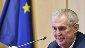 Prezidenta Miloše Zemana na cestě do Číny doprovodí více než 40 lidí.