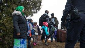 USA budou brát imigrantům děti, chtějí je odradit od přistěhování (ilustrační foto)