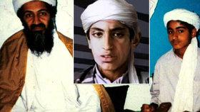 Tajné služby začaly honbu na syna Usámy bin Ládina. Vyzývá k útokům na Západ, co plánuje?