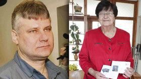 Jiří Kajínek má po 23 letech ve vězení dostat milost. Marta Látalová léta bojovala za jeho propuštění.