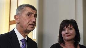 Náměstkyně ministra financí Alena Schillerová neuspěla jako nástupkyně vicepremiéra Andreje Babiše (ANO) ve vládě.