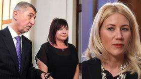 Petra Rusňáková (ANO) je dcerou Babišovy náměstkyně Aleny Schillerové.