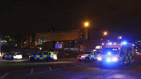 Teror v Manchesteru: Exploze v multifunkční hale si vyžádala řadu mrtvých.