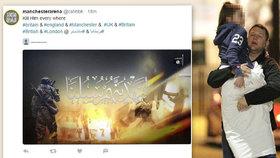 Islamisté oslavují útok.