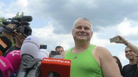 Jiřího Kajínka omilostnil Miloš Zeman v květnu 2017