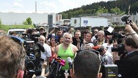 Jiří Kajínek je na svobodě.