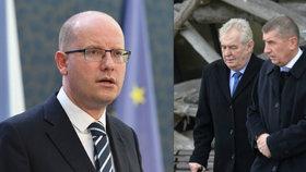 Politický tandem Zeman a Babiš. Co se teď u nich bude dít?