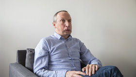 Václav Klaus mladší při rozhovoru pro Blesk