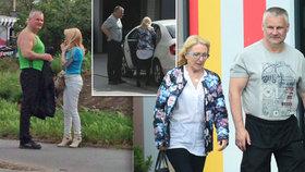 Kajínkova láska ukázala tvář: S pohlednou psycholožkou korzovali po Brně.