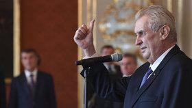 Miloš Zeman patří podle kardiochirurga Pirka do invalidního důchodu.