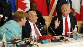 Z jednání G7