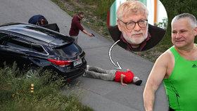 Reportér Klíma otočil a prohlásil, že pochybuje o Kajínkově nevině.