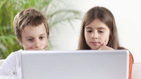 Závislost dětí na digitálních přístrojích může být prý i užitečná. (Ilustrační foto)