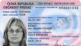 Občanský průkaz