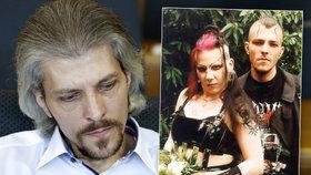 Satanista Daniel Ruda, který zabil kamaráda a pil jeho krev, byl obviněn z plánování vraždy exmanželky.