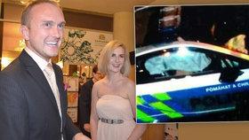 Zemanův protokolář Vladimír Kruliš je po nehodě v policejním voze v nemocnici. V minulosti randil s jeho dcerou Kateřinou