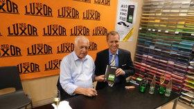 Václav Klaus křtil novou knihu o klimatu. Dorazil i Petr Bystroň z Alternativy pro Německo