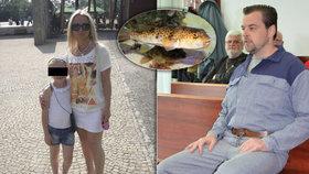 Podivná teorie tvrdí, že je Kramný nevinný: Moniku s Klárkou prý zabil jed ryby fugu.