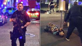 Kamarád útočníka z Londýna: Nahlásil jsem ho na protiteroristickou linku, nic s ním neudělali.
