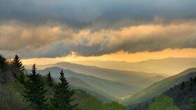 Tragédie se odehrála v národním parku Velké kouřové hory.