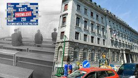 Když promluví zdi: Úředníci pracují v bývalém sídle gestapa. V budově se nacházela i mučírna.
