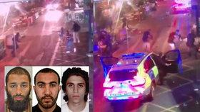 Zásah policistů proti teroristům byl ukázkový.