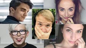 Kdo jsou naši nejslavnější čeští youtubeři?