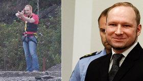 Breivik požádal o podmínečné propuštění: Norský terorista zavraždil 77 lidí.