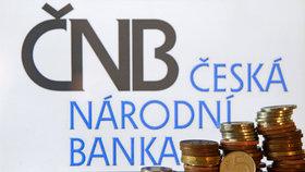 ČNB rozhodne o vyšších úrocích.