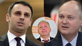Exhejtman Jiří Zimola se chce sejít s novým vedením ČSSD, exhejtman Hašek zase volá po mobilizaci všech členů ČSSD.