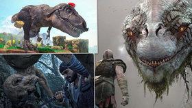 Na největším herním veletrhu světa E3 v Los Angeles byly ukázány ty největší pecky budoucnosti.