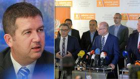 Předseda Sněmovny Jan Hamáček v rozhovoru pro Blesk.cz okomentoval nové rozdělení funkcí ve vedení sociální demokracie.