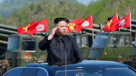 Severokorejský vůdce Kim Čong-un: Jeho země přijde kvůli novým sankcím o miliardu dolarů