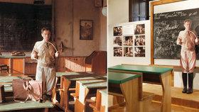 V Čechách pod Kosířem můžete navštívit neobvyklou výstavu Zděňka a Jana Svěrákových.