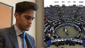 Tomáš pracuje jako asistent europoslance Miroslava Pocheho