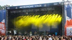 Metronome festival se konal loni poprvé. Letos se do Prahy vrací.