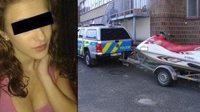 Necelý rok po smrti Simony policie zpřísnila kontroly vodních plavidel.