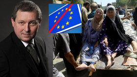 Maštálka po kolapsu kritizuje EU: Pokud naroste diktát Bruselu, můžeme odejít