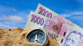 Lednové výplaty Čechů padnou na letní dovolenou: Oproti loňsku si připlatíte za zájezd přes 400 korun.