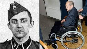Soud se zdravotníkem (96) z koncentračního tábora nemá konce: Dožije se vynesení rozsudku?