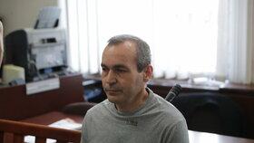 Za vraždu v Klánovickém lese dostal recidivista 25 let: Soudkyni žádal o doživotí