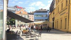 Předzahrádky v Praze (Ilustrační foto)