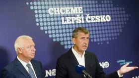 ANO představilo své programové priority do podzimních voleb.