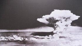 Sobotka v Hirošimě: Expozice k atomovému výbuchu